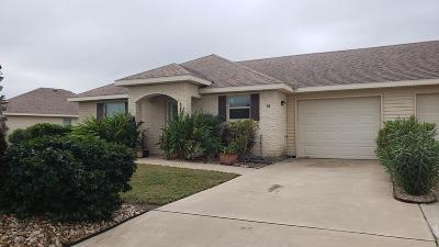 Laguna Vista TX Condo/Townhouse For Sale: $118,000