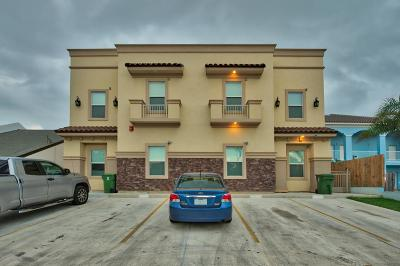 South Padre Island Condo/Townhouse For Sale: 104 W Morningside Dr. #4