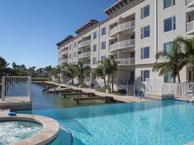 South Padre Island Condo/Townhouse For Sale: 5909 Padre Blvd. #103