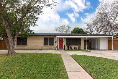 Brownsville Single Family Home For Sale: 1335 Barnard
