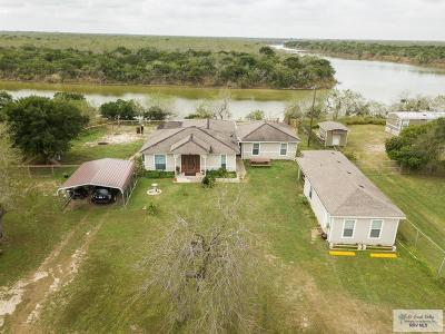 Arroyo City TX Single Family Home For Sale: $89,900