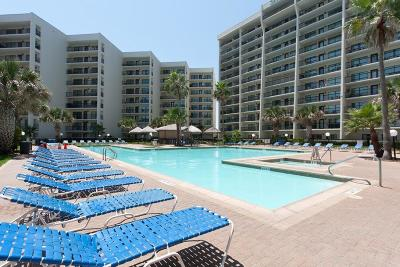 South Padre Island Condo/Townhouse For Sale: 406 Padre Blvd. #109