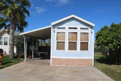 Port Isabel Single Family Home For Sale: 553 Sand Dollar Dr