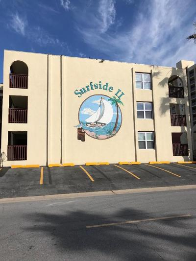 South Padre Island Condo/Townhouse For Sale: 308 Morningside Dr. #109