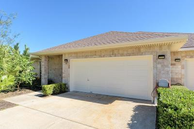 Laguna Vista TX Condo/Townhouse For Sale: $195,000