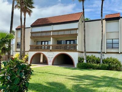 South Padre Island Condo/Townhouse For Sale: 3113 Laguna Blvd. #113