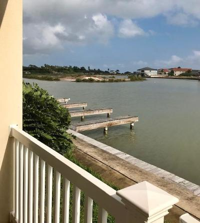 Port Isabel Condo/Townhouse For Sale: 1506 C W Highway 100 #101