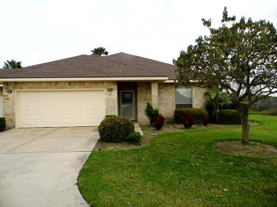 Laguna Vista TX Condo/Townhouse For Sale: $169,500