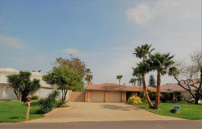 Laguna Vista Single Family Home For Sale: 220 Beach Blvd