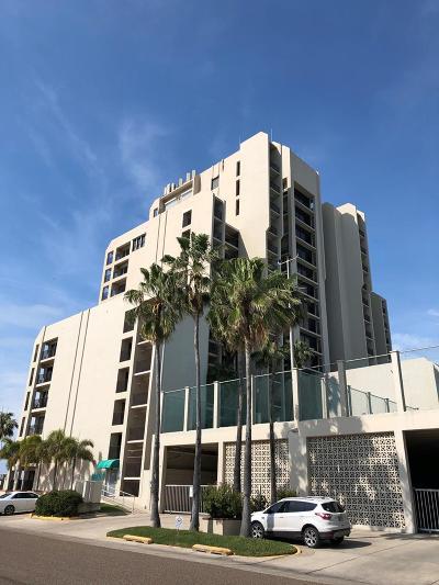 South Padre Island Condo/Townhouse For Sale: 5101 Laguna Blvd. #604