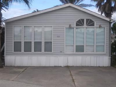 Port Isabel Single Family Home For Sale: 513 W Clam Circle