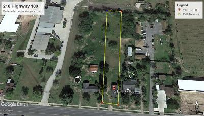 Los Fresnos Residential Lots & Land For Sale: 216 Highway 100