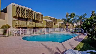 South Padre Island Condo/Townhouse For Sale: 227 W Morningside Dr. #209