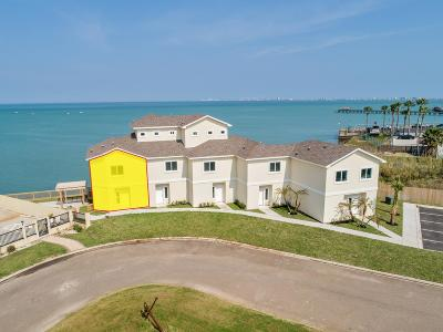 Port Isabel Condo/Townhouse For Sale: 404 Tarnava #1