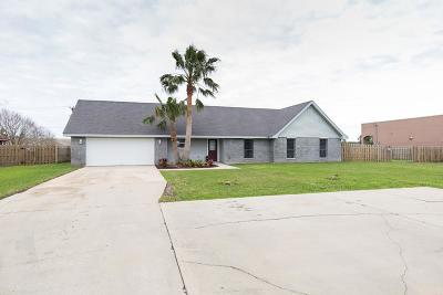 Laguna Vista Single Family Home For Sale: 314 Palm Dr