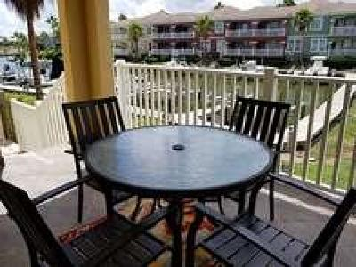 Laguna Vista Condo/Townhouse For Sale: 38 Harbor Town