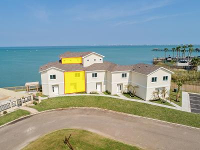 Bayview, Laguna Heights, Laguna Vista, Port Isabel, South Padre Island Condo/Townhouse For Sale: 404 Tarnava #2