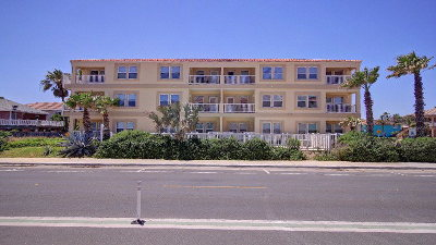 South Padre Island Condo/Townhouse For Sale: 129 E Cora Lee Dr. #304
