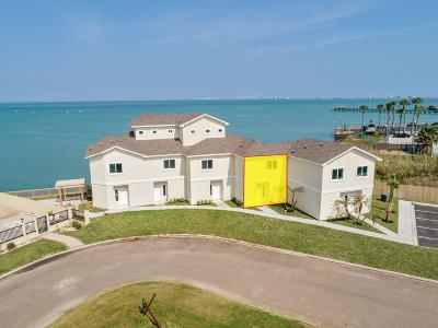 Bayview, Laguna Heights, Laguna Vista, Port Isabel, South Padre Island Condo/Townhouse For Sale: 404 Tarnava #4