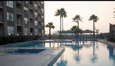 South Padre Island Condo/Townhouse For Sale: 120 Padre Blvd. #412 Bldg