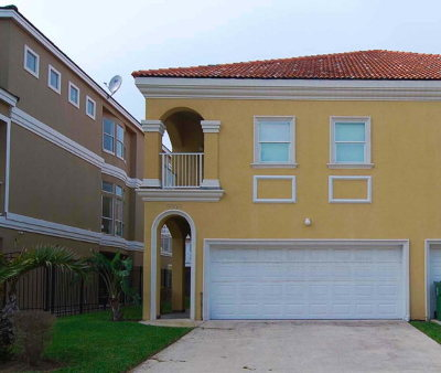 South Padre Island Condo/Townhouse For Sale: 6505 Fountain Way
