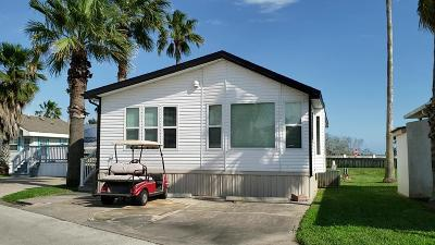 Port Isabel Single Family Home For Sale: 36 Abalone Circle