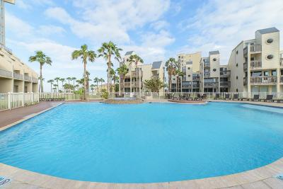 South Padre Island Condo/Townhouse For Sale: 6300 Padre Blvd. #817