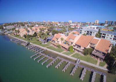 South Padre Island Condo/Townhouse For Sale: 206 W Red Snapper St. #121