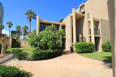 South Padre Island Condo/Townhouse For Sale: 112 Padre Blvd. #224