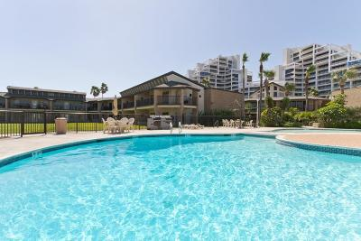 South Padre Island Condo/Townhouse For Sale: 1000 Padre Blvd. #103