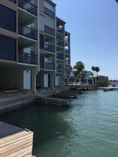 South Padre Island Condo/Townhouse For Sale: 220 W Cora Lee Dr. #308