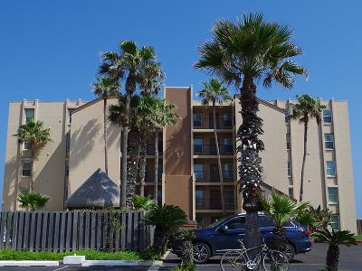 South Padre Island Condo/Townhouse For Sale: 3400 Gulf Blvd. #104