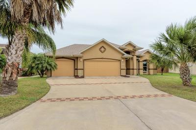 Laguna Vista TX Single Family Home For Sale: $224,800