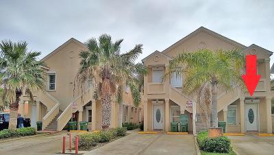 South Padre Island Condo/Townhouse For Sale: 131 E Saturn Lane #6