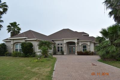 Laguna Vista Single Family Home For Sale: 34 Laguna Madre Dr.
