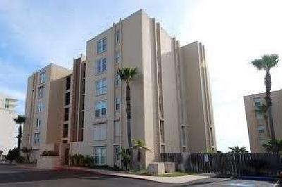 South Padre Island Condo/Townhouse For Sale: 3400 Gulf Blvd. #402