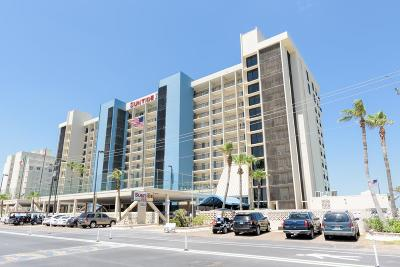 South Padre Island Condo/Townhouse For Sale: 3000 Gulf Blvd. #807