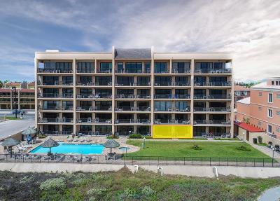 South Padre Island Condo/Townhouse For Sale: 4300 Gulf Blvd. #102
