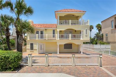 South Padre Island Single Family Home For Sale: 5905 Gulf Blvd.