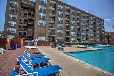 South Padre Island Condo/Townhouse For Sale: 120 Padre Blvd. #403