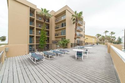 South Padre Island Condo/Townhouse For Sale: 4100 Gulf Blvd. #402