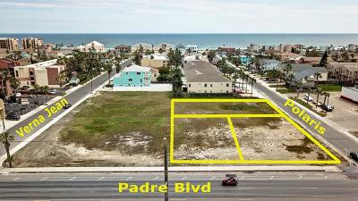 South Padre Island TX Residential Lots & Land For Sale: $549,000