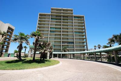 South Padre Island Condo/Townhouse For Sale: 906 Padre Blvd. #301