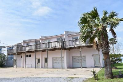 South Padre Island Multi Family Home For Sale: 5705 Laguna Circle South
