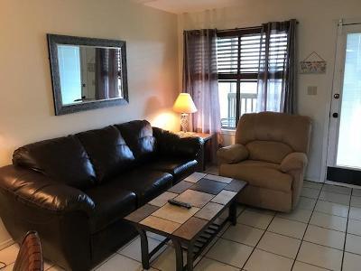 South Padre Island Condo/Townhouse For Sale: 108 E Coronado Dr. #308