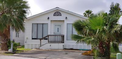 Port Isabel Single Family Home For Sale: 110 Abalone Circle