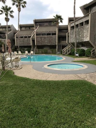 South Padre Island Condo/Townhouse For Sale: 2500 Gulf Blvd. #107B