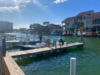 South Padre Island Condo/Townhouse For Sale: 6201 Padre Blvd. #37