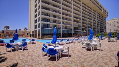 South Padre Island Condo/Townhouse For Sale: 3000 Gulf Blvd. #808