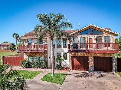 Laguna Vista Single Family Home For Sale: 1117 Beach Blvd